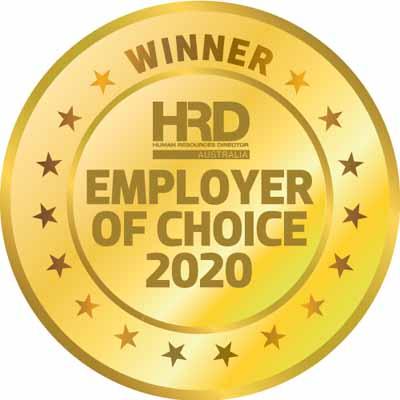 Winner HRD Employer of Choice 2020